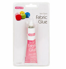 Fabric Glue Textile Hemming Adhesive Sew Quick Sewing Extra Strong Bonds Quickly