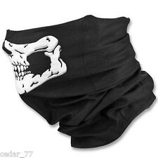 Bandana Novel Skull Bike Motorcycle Helmet Neck Face Mask Paintball Ski Headband