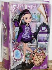 EVER AFTER HIGH RAVEN QUEEN DAUGHTER OF THE EVIL QUEEN/NEW/MINT/BBD13/AGE 6+