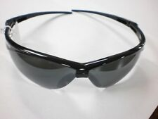 3 PAIR 3000356 JACKSON SAFETY NEMESIS SAFETY GLASSES BLACK FRAMES SMOKE LENSES