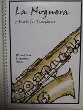 saxophone LA NOGUERA M.+D.+J. Healey + 2 CDs