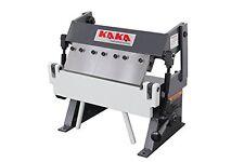 KAKA 12-In Box and Pan Brake, 20 Gauges Sheet Metal Brakes, Sheet Metal Machine