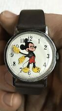 Men's Vintage MICKEY MOUSE Mechanical Watch