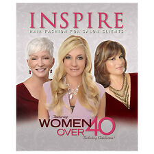 Inspire Hair Fashion Book for Salon Clients Vol. 94 : Women Over 40