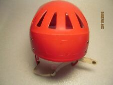 Red Jofa VM Hockey Helmet Sweden type Gretzky     2