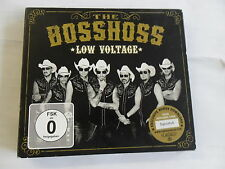 The Bosshoss - Low Voltage - CD+DVD Top Digipack