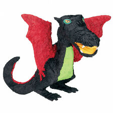 Black Dragon Shaped Party Piñata