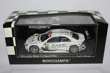 1/43 MERCEDES C-Class Mathias LAUDA - Minichamps - DTM 2006 -