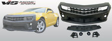 2014-2015 CHEVY CAMARO SS STYLE POLYPROPYLENE FRONT BUMPER WITH FOG LIGHTS