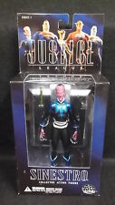 DC Direct Justice League Alex Ross Sinestro Series 1 New
