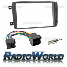 Mercedes-Benz C-Class Stereo Radio Fitting Kit Fascia Panel Adapter Double Din