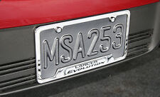New OEM Mitsubishi Lancer Evolution License Plate Frame MZ314111