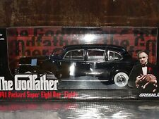 Greenlight The Godfather 1941 Packard Super Eight One-Eighty 1:18 Diecast Car