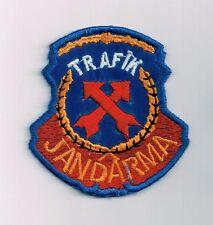 Polizeiabzeichen Türkei  -- Jandarma Verkehr    --