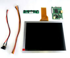 "TFT LCD Display/monitor 8"" HDMI 800x600 - Raspberry Pi Compatible. HDMI screen"