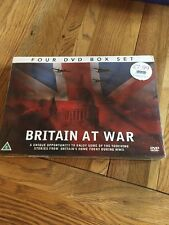 NEW - BRITAIN AT WAR - 4 DVD SET - HOME FRONT BRITAIN & VICTORY IN EUROPE WWII