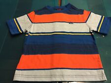 Quiksilver Toddler Boys Tee T shirt 2T 100% cotton tee NEW Stripes
