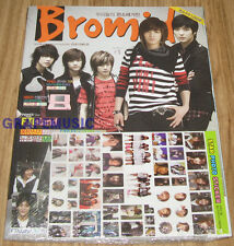 BROMIDE FTIsland GIRLS' GENERATION K-POP MAGAZINE MAR