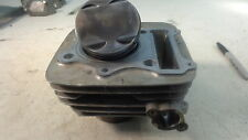 1982 SUZUKI GN250 SM222 CYLINDER JUG AND PISTON