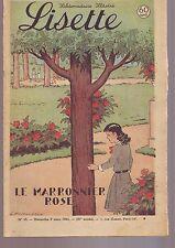 lisette - numero 10 - mars  1941
