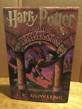 Harry Potter and the Sorcerer's Stone J. K. Rowling 1998 1st Edition 10th Print