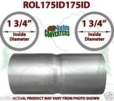 """1 3/4"""" ID to 1 3/4"""" ID Universal Exhaust Pipe to Pipe Coupling Connector"""