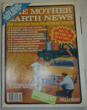 The Mother Earth News Magazine Restore Wood Stoves October 1979 020515R