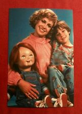 Child's Play Chucky Cast Photo Art Print Horror Memorabilia Gift