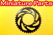PITBIKE SPROCKET PIT BIKE REAR BACK SPROCKET 420 41 TOOTH TEETH M2R WPB CWR LMX