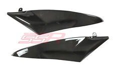 Yamaha YZF R6 Fuel/Gas Tank Side Cover Body Panel Fairings Carbon Fiber Fibre