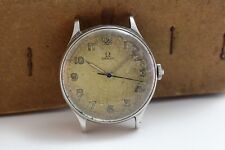 Omega 2324/6 Case Watch Vintage 30T2 SCPC Military circa 1944