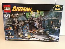 Lego Batman The Batcave The Penguin and Mr. Freeze's Invasion 7783 Sealed