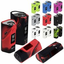 2pcs Silicone Case Cover Anti Dust Sleeve for Wismec Reuleaux RX2/3 150W/200W