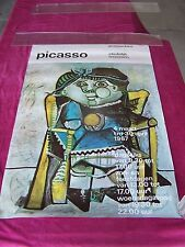 PICASSO:''STEDELIJK MUSEUM-AMSTERDAM, April 30-1967'' RARE NM EXHIBITION POSTER