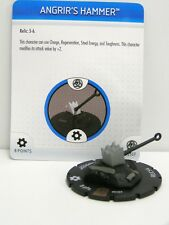 HeroClix Fear Itself - #S107 Angrir´s Hammer