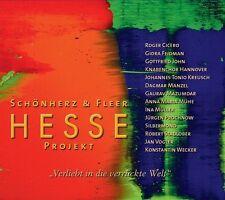 """Hesse, Hermann - Hesse Projekt 2 """"Verliebt in die verrückte Welt"""" - CD"""