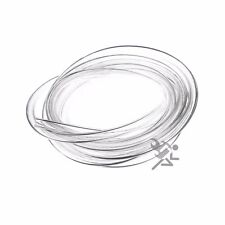 "(1) 6' Clear Oil Gas Fuel Line Hose Tubing 5/32"" ID x 7/32"" OD for 1/8"" Fitting"