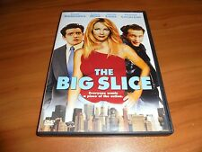 The Big Slice (DVD, 2007) Heather Locklear, Justin Louis Used