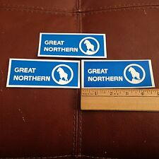 Railroad Decals (3)-GREAT NORTHERN - (GN)-free shipping