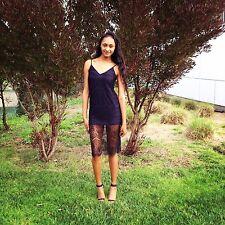Lush Clothing Lace Dress Size Small