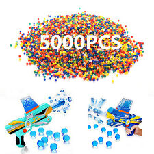 5000 Water Crystal Gun Paintball Gun Pistol Soft Bullet Gun Soft Darts Toy CS