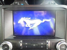2016 Ford Mustang GT Shaker Audio System    Ford Mustang GT Infotainment Screen