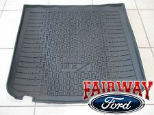 2016 Lincoln MKX OEM Genuine Ford Parts Black Cargo Area Protector Mat NEW
