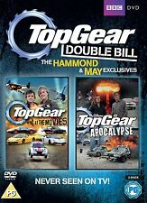 Top Gear Double Bill - The Hammond & May Specials [DVD] NEU Motorsport