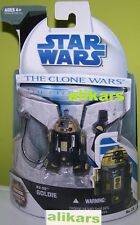 CW23 - R3-S6 Goldie Droid - Action Toy Figure Star Wars The Clone Wars Series