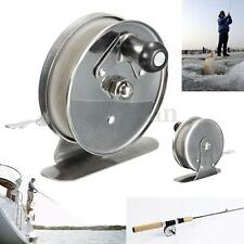 Aluminum Alloy Saltwater Sea Ice Fishing Spinning Reels Gear High Speed  4#/70m