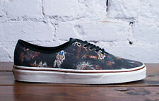 Vans Authentic (Tribal Leaders) Black Skate Shoes Men's 8 Women's 9.5
