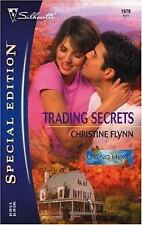 Trading Secrets (Silhouette Special Edition), Flynn, Christine, 0373246781, Book