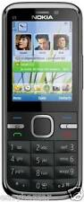 Deal 53 | Imported Nokia C5-00 Black | 5 MB Camera | 2.2"