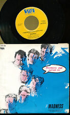 MADNESS 45 TOURS HOLLANDE TOMORROW'S JUST ANOTHER DAY
